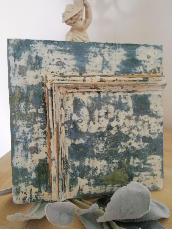 Peinture décorative : Peintures naturelles – Patine – Motifs peints