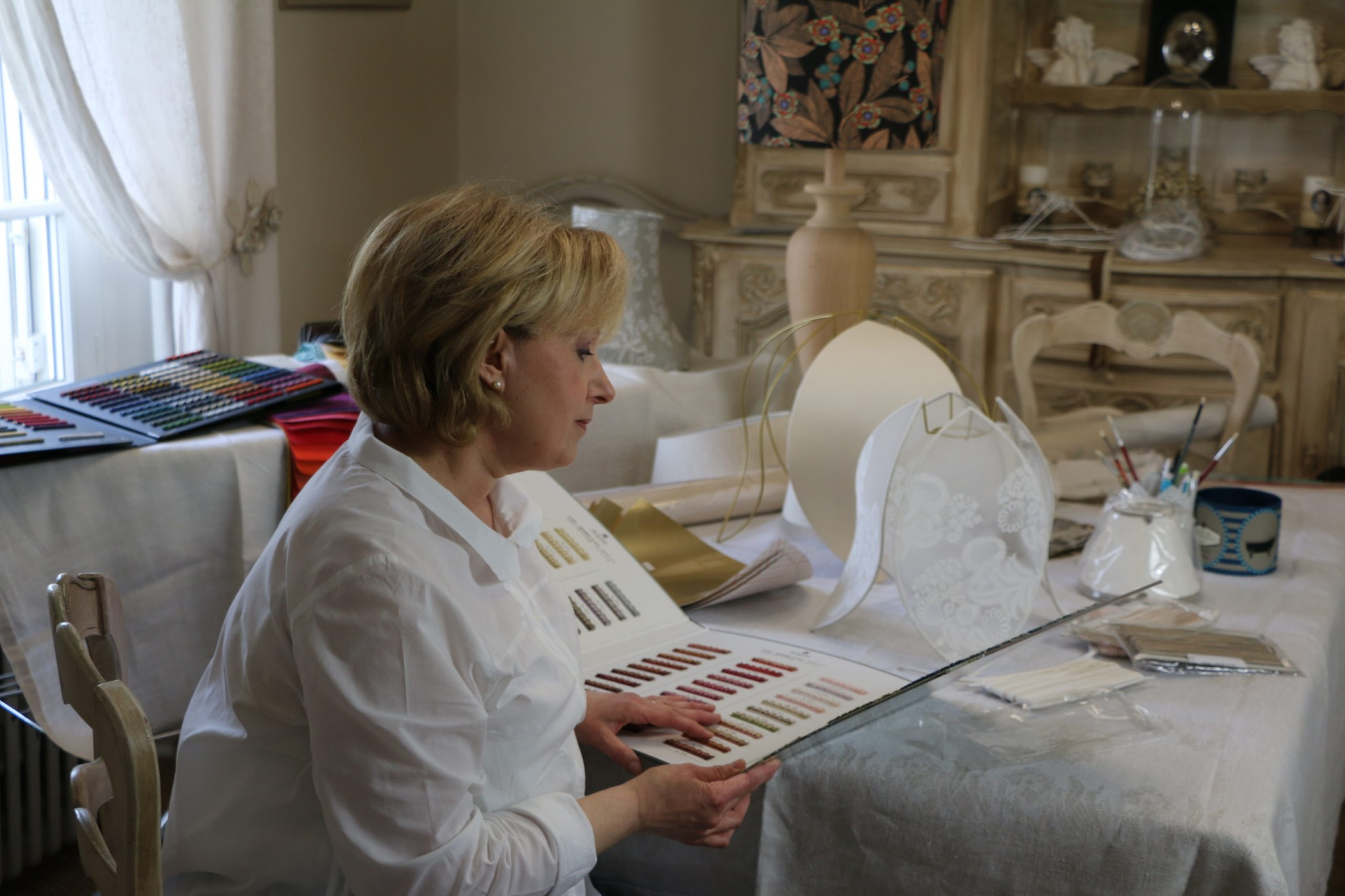 L'Atelier d'Apolline - Brigitte Lemasson Morigny Champigny (91)