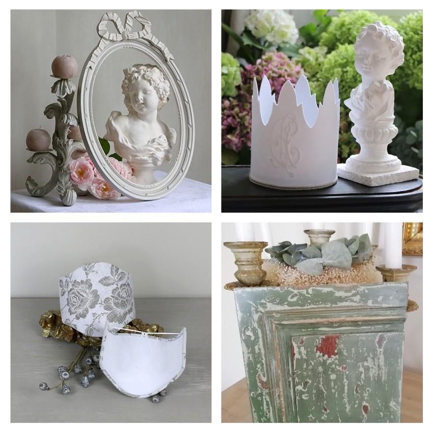 Artisan d'art Peintre décoratrice sur petit mobilier et objets