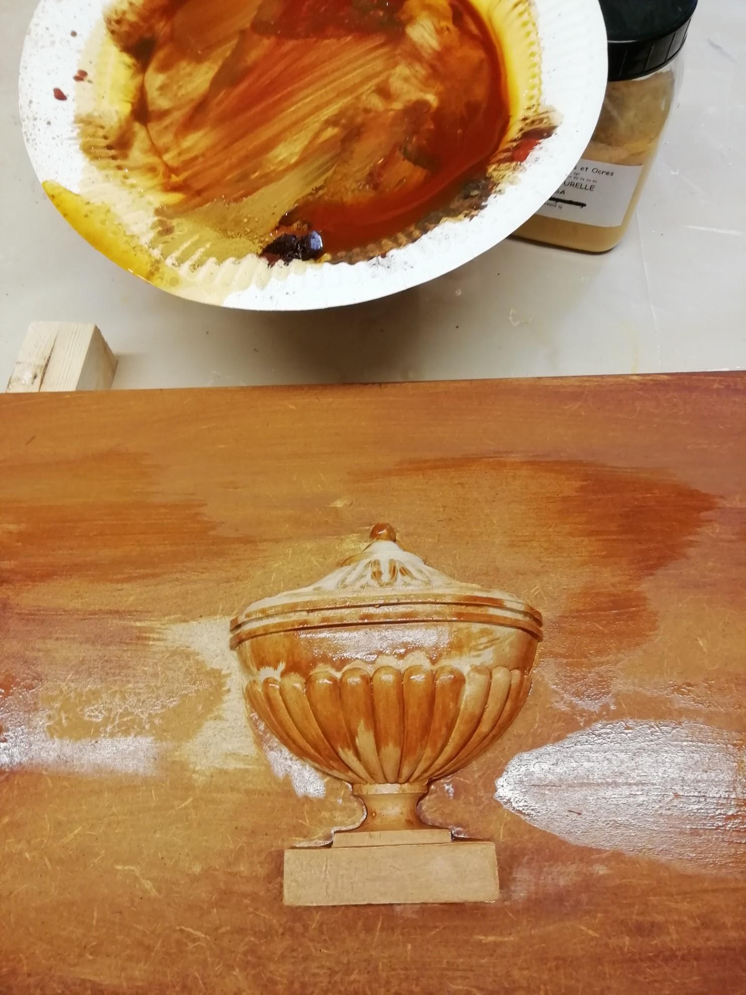 L'Atelier d'Apolline, Peintre décoratrice - Gomme Laque